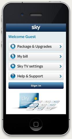 SkyMobile.web